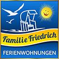 Ferienwohnung Insel Usedom – Usedom Unterkunft.de – Ferienwohnungen Familie Friedrich in Korswandt – Insel Usedom Logo